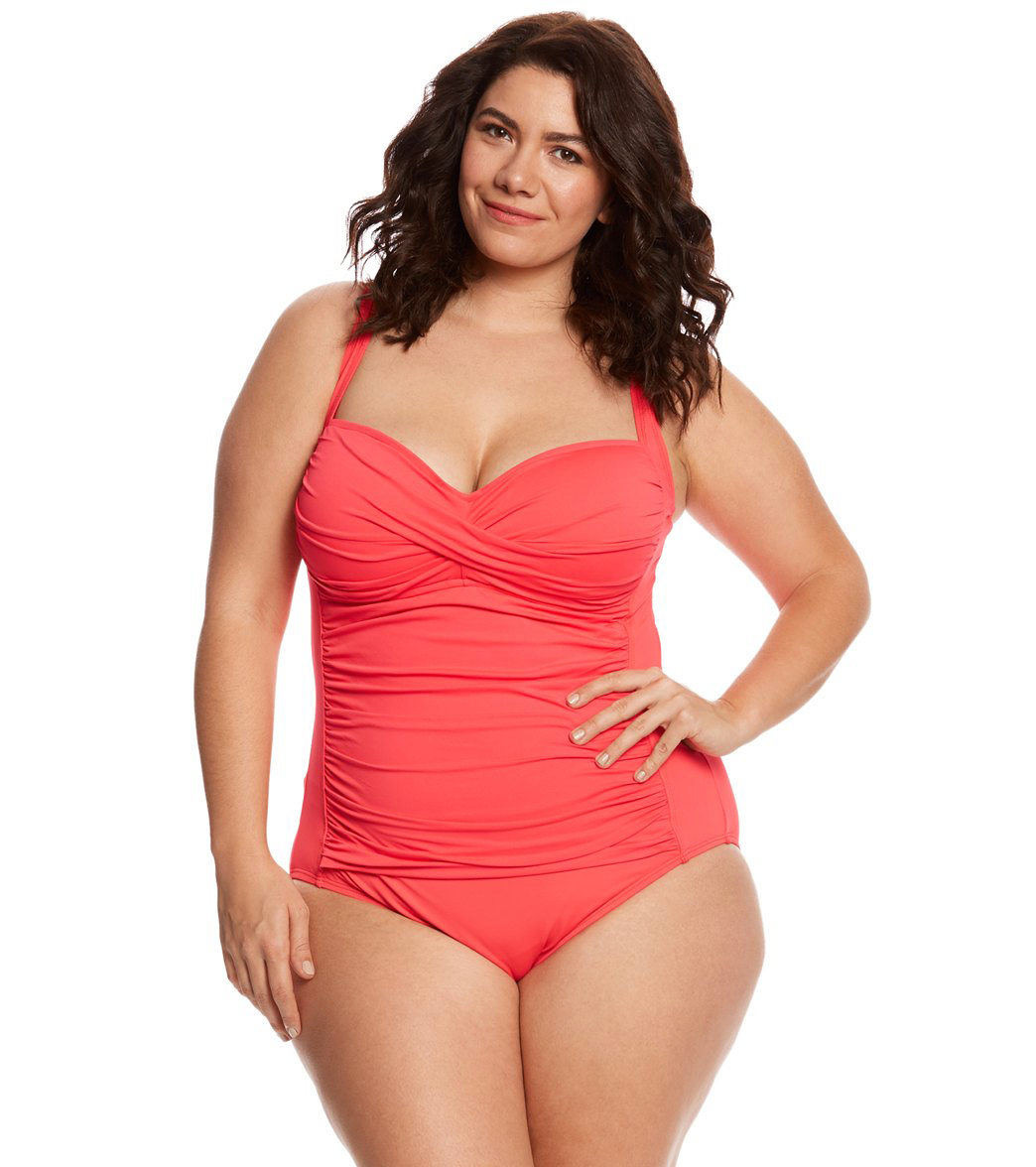 Tummy-Control-Plus-Size-Swimwear