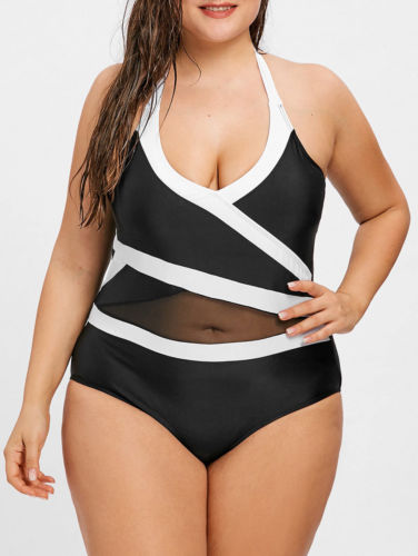 ad6e8066a1901 4th of July Womens American Flag Bikini Plus Size Swimwear Tankini Swimsuits  US 6-8